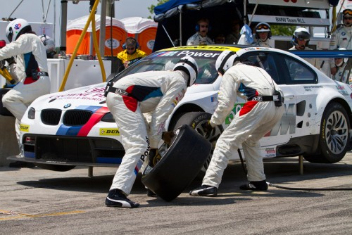 Alms Motorsport BMW