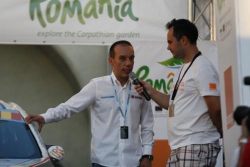 Vali Porcisteanu Raliu BCR