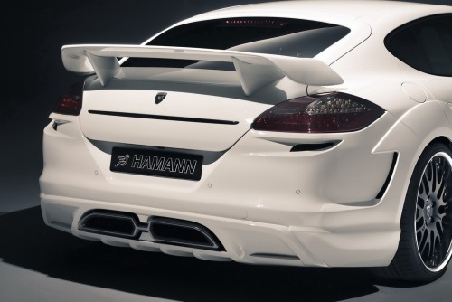 Porsche Panamera Hamann
