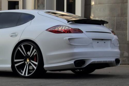 TUNING Porsche Panamera
