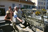 Regele Mihai - Colectionari masini de razboi