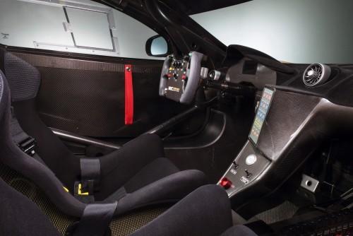 McLaren MP4-12C Race car