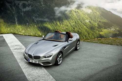 BMW Z4 Zagato Roadster