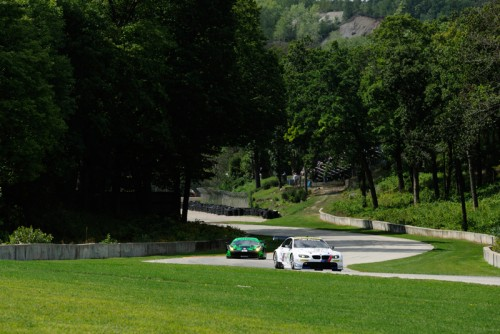 BMW Team RLL Road America
