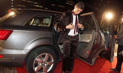 Masinile lui Cristiano Ronaldo