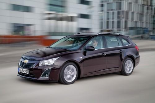 Noutati Chevrolet 2012