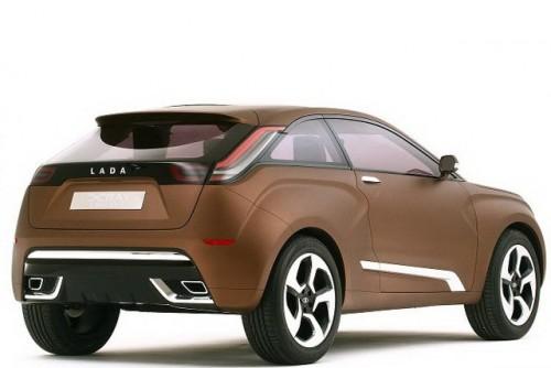 Lada X Ray Concept