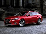Mazda6 Station Wagon 2014