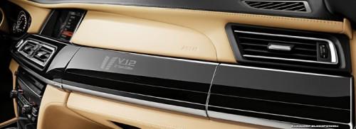 BMW 760iL 2013MY