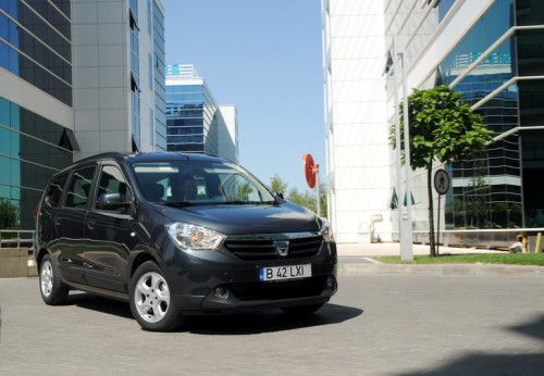 Dacia Lodgy Laureate
