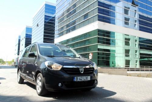 Dacia Lodgy Laureate