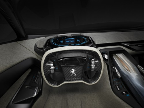 Peugeot Paris 2012