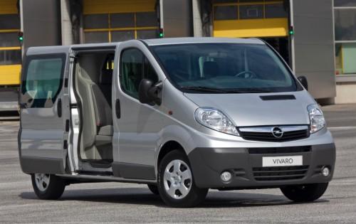 Autospeciale si utilitare Opel