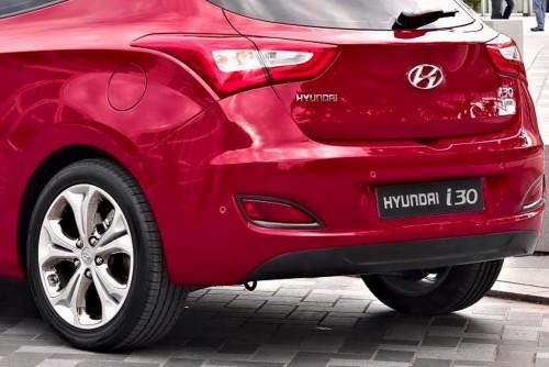 Hyundai i30 hatchback 3 usi