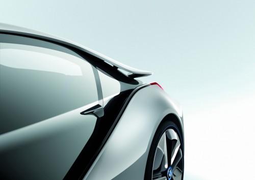BMW i8 exterior