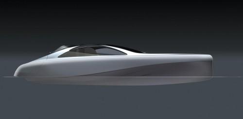 Iaht Mercedes Silver Arrow