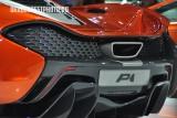 McLaren P1 - Paris 2012