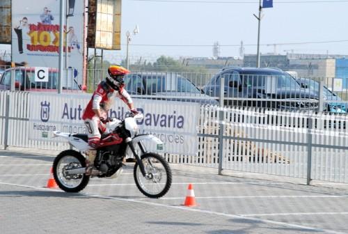 Demo moto la Bavaria Fest