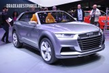 Audi Crossline Coupe