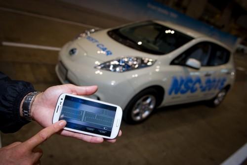 Nissan Leaf SUA