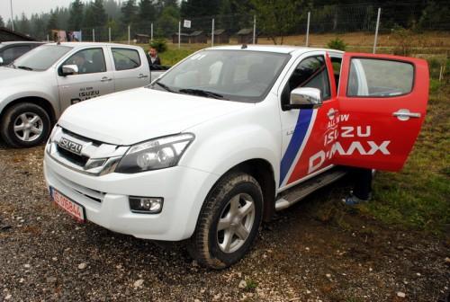 Lansare Isuzu D-Max Romania