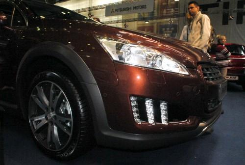 Peugeot la SAB&A 2012