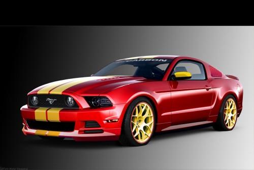 Ford Mustang SEMA Show 2012
