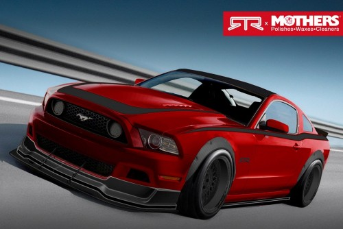 Ford Mustang SEMA Show 2012