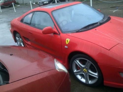 Replica Ferrari F355