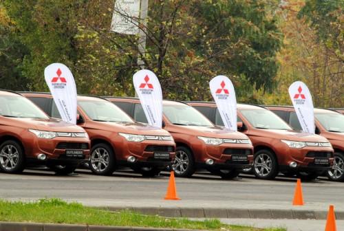 Lansare Mitsubishi Outlander Romania