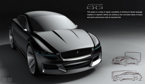Jaguar C-X3