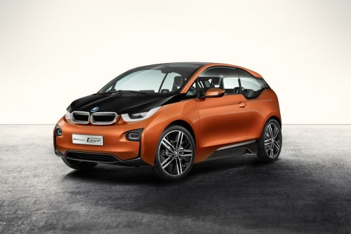 BMW i3 hatchback