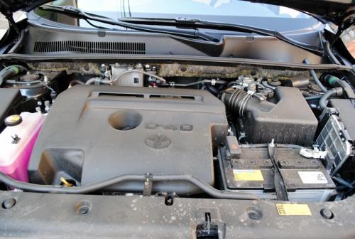 Toyota RAV4 D-4D Executive
