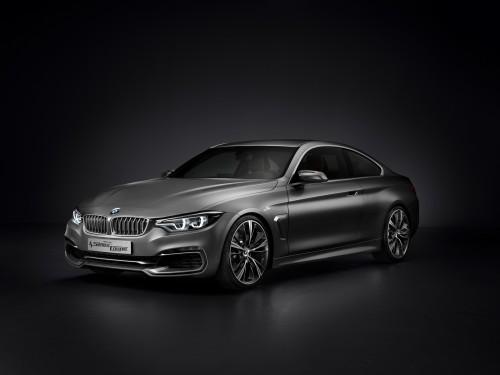 BMW Seria 4 Coupe Concept