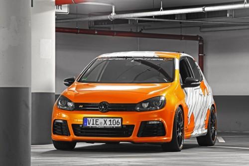 Volkswagen Golf R Electrified