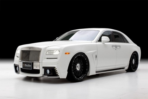 Rolls Royce Ghost Sports Line Black Bison