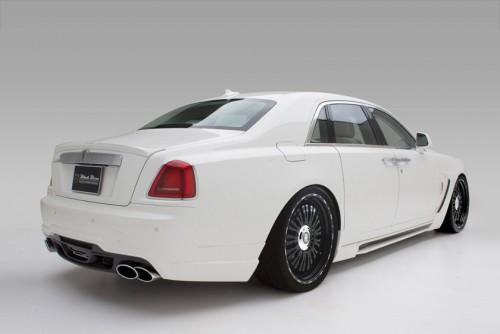 Rolls Royce Ghost Sports Line Black Bison