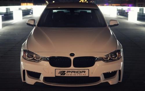 BMW Seria 3 F30 Tuning