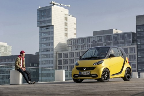 Smart Fortwo Cityflame Edition