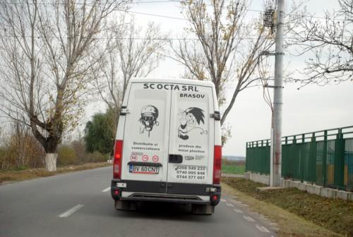 advertising mioritic