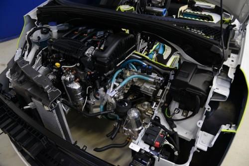 PSA Peugeot Citroen air hibrid