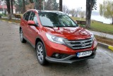 "Honda CR-V Executive 2.2 i-DTEC ""HDD Navi"""