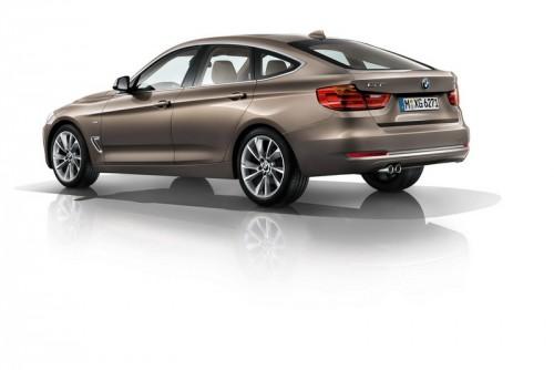 BMW Seria 3 GT