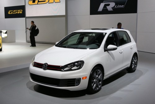 VW GTI Driver's Edition