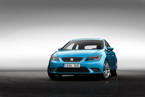 SEAT Leon Sport Coupe oficial