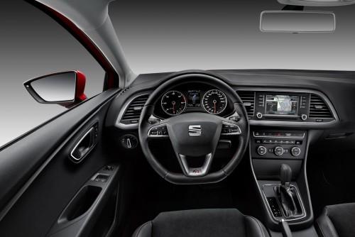 SEAT Leon Sport Coupe oficial