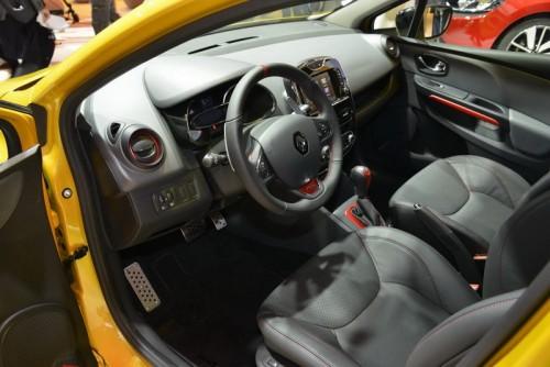 Noul Renault Clio RS