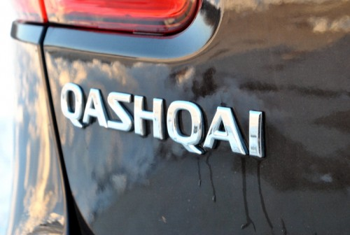 Nissan Qashqai Visia