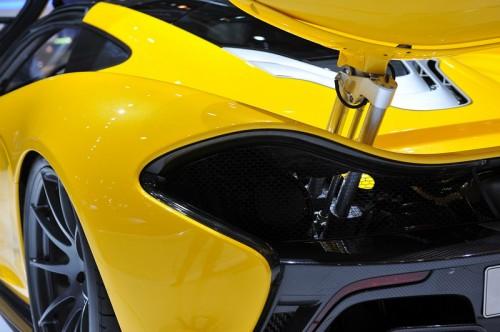 McLaren P1 Geneva 2013