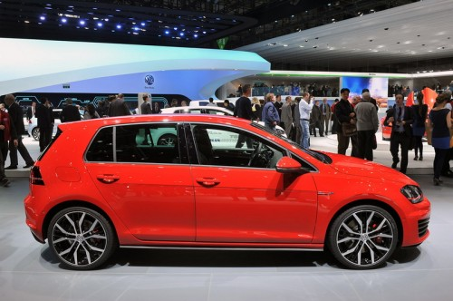 VW Golf GTI Geneva 2013